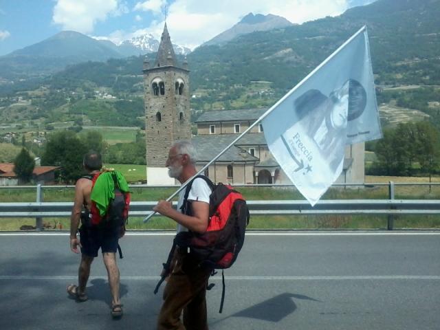 Antonio, Kaspar e il campanile
