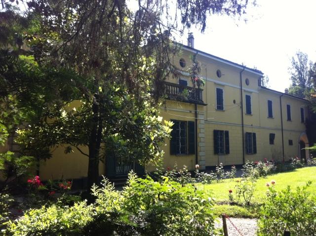 Busseto villa verdi