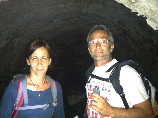Caverne abitate (Donatella e Giovanni)