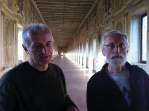 Ritratto: Giovanni Giovannetti e Antonio Moresco