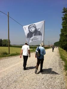 Moresco con il ritratto di Kaspar Hauser