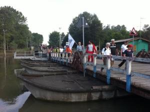 Il ponte sull'Oglio