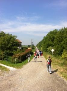 Verso Villa Pasquali