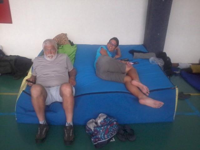 Meritato riposo: Valter e Roberta