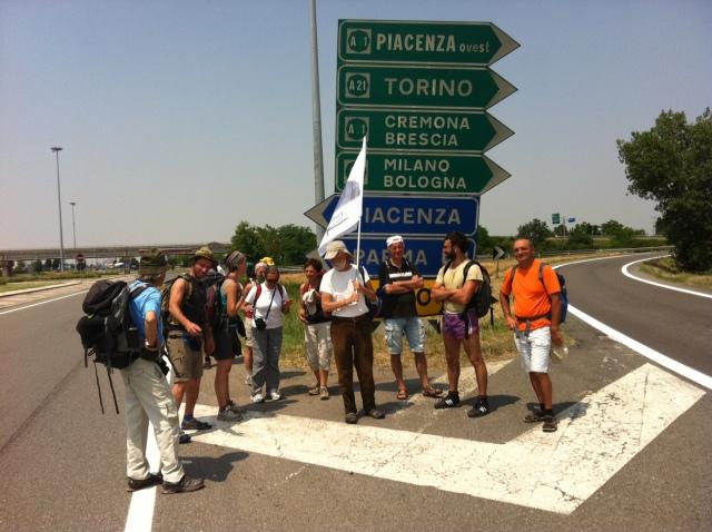 Periferia di Piacenza
