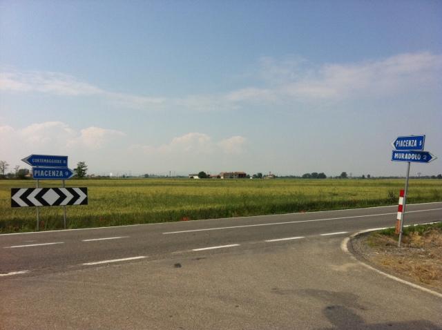 Piacenza 5, o Piacenza 9 km