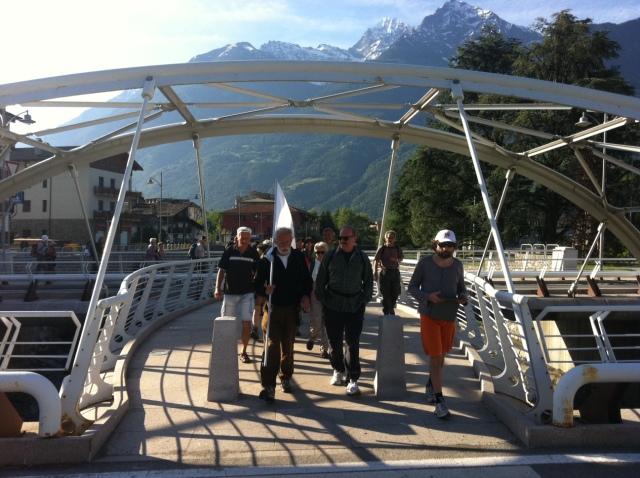 Ponte ad Aosta